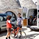 Consegna biciclette